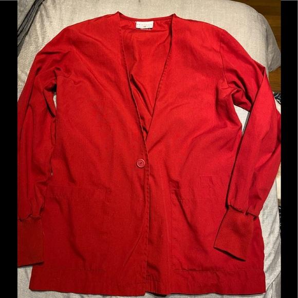 Peaches uniforms lab coat